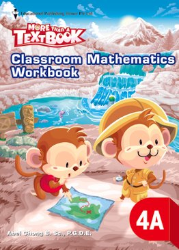 More Than A Textbook - Classroom Mathematics Workbook 4A