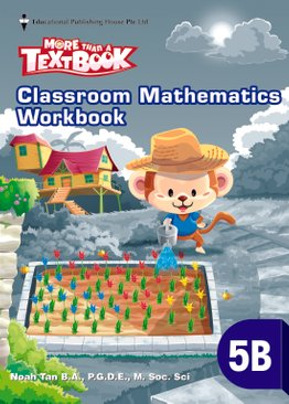 More Than A Textbook - Classroom Mathematics Workbook 5B