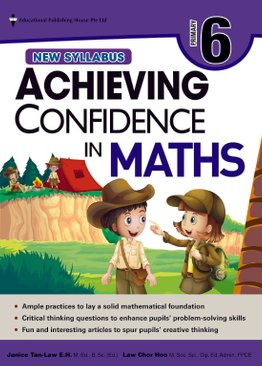 Achieving Confidence in Maths 6