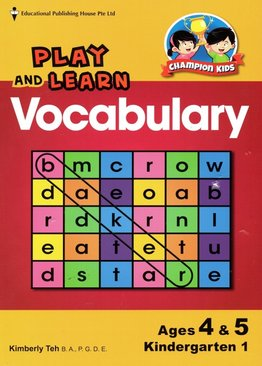 Play and Learn Vocabulary K1
