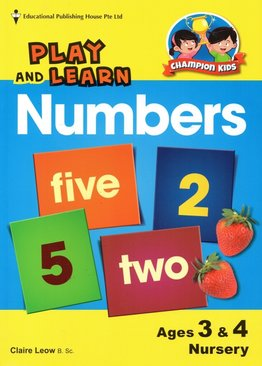 Play and Learn Numbers Nursery