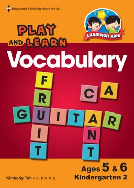 Play and Learn Vocabulary K2