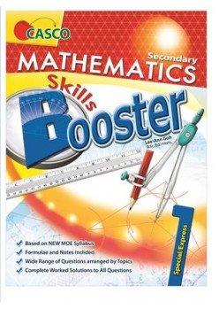 Sec 1 Maths Skills Booster