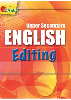 Upper Secondary English Editing