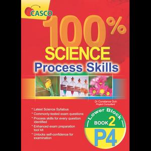 100% Science Process Skills - Primary 4