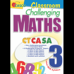 Classroom Challenging Maths 3