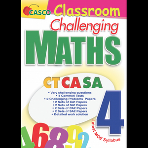 Classroom Challenging Maths 4