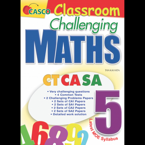 Classroom Challenging Maths 5