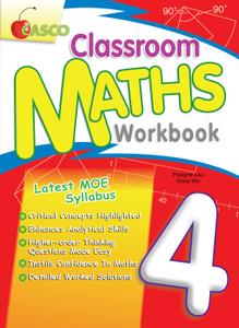 Classroom Maths Workbook 4