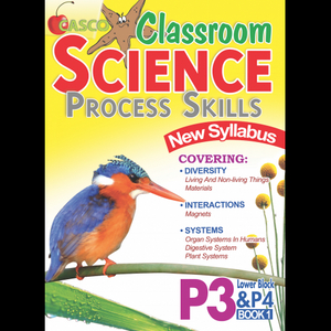 Classroom Science Process Skills Primary 3
