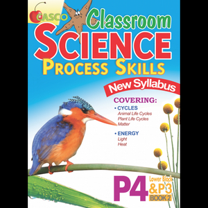 Classroom Science Process Skills Primary 4