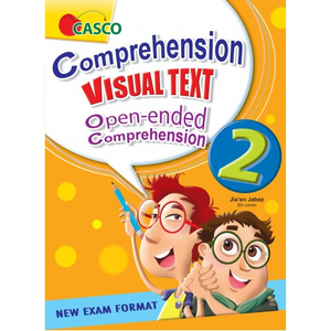 Comprehension Visual Text Open-Ended 2