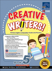 Creative Writers! Book 5