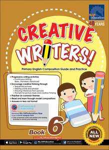 Creative Writers! Book 6