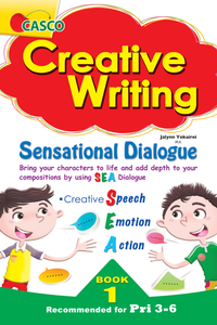 Creative Writing Sensational Dialogue Book 1