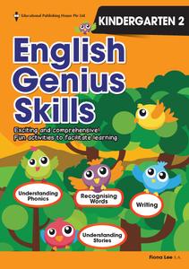 English Genius Skills K2