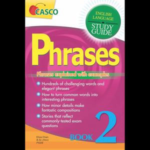 English Language Study Guide Phrases 2