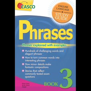 English Language Study Guide Phrases 3