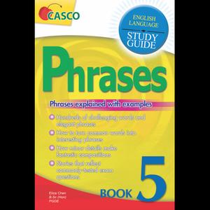 English Language Study Guide Phrases 5