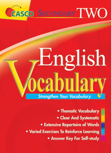 Sec 2 English Vocabulary