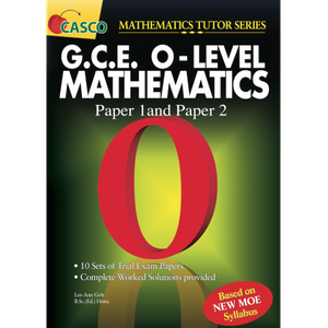 GCE O Level Maths (Paper 1 & 2)