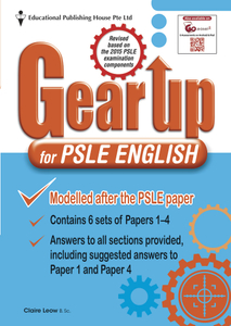 Gear Up For PSLE English