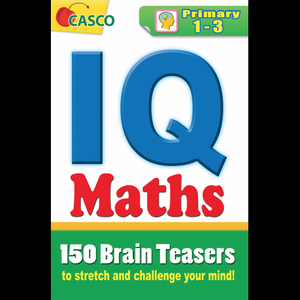 IQ Maths 150 Brain Teasers 1-3