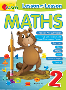 Lesson By Lesson Maths Primary 2