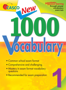 New 1000 Vocabulary 1