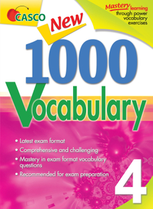 New 1000 Vocabulary 4
