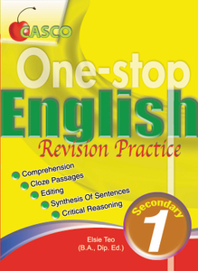 One-Stop English Revision Practice Sec 1