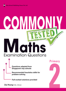Commonly Tested Maths Examination Questions 2