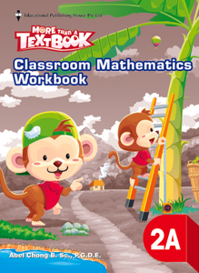 More Than A Textbook - Classroom Mathematics Workbook 2A