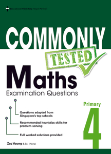 Commonly Tested Maths Examination Questions 4