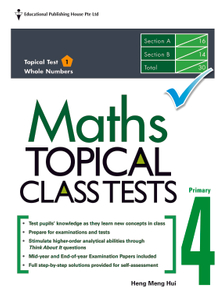Maths Topical Class Tests 4