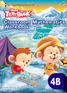 More Than A Textbook - Classroom Mathematics Workbook 4B