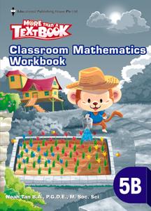 More Than A Textbook - Classroom Mathematics Workbook 5B
