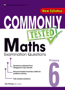 Commonly Tested Maths Examination Questions 6
