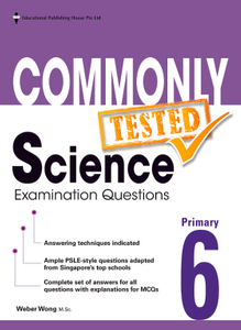 Commonly Tested Science Examination Questions 6