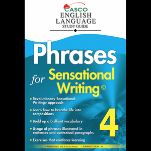 Phrases for Sensational Writing 4