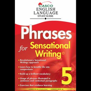 Phrases for Sensational Writing 5