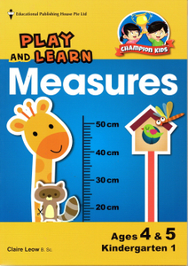 Play and Learn Measures K1