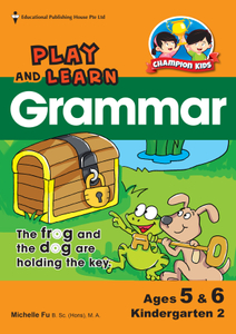 Play and Learn Grammar K2