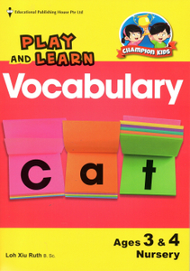 Play and Learn Vocabulary Nursery