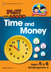 Play and Learn Time and Money K2
