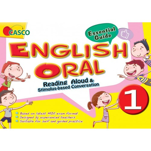 Primary 1 English Oral - Reading Aloud & Stimulus-based Conversation