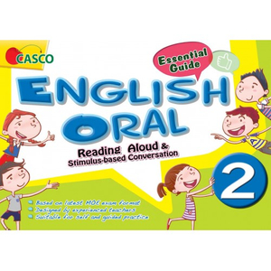 Primary 2 English Oral - Reading Aloud & Stimulus-based Conversation Essential Guide
