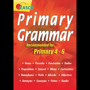 Primary Grammar (Recommended for Pri 4-6)
