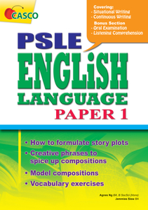 PSLE ENGLISH LANGUAGE PAPER 1