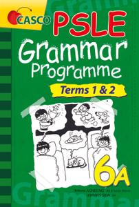 PSLE Grammar Programme 6A Term 1 & 2